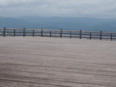 京都を一望できる大舞台 青龍殿