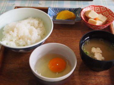 亀岡 卵かけご飯「弁天の里」