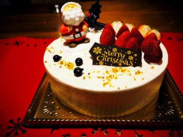 フランス菓子店のクリスマスケーキ・下鴨「ラマルティーヌ」