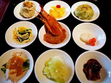 京町屋で北京料理・「膳處漢ぽっちり」