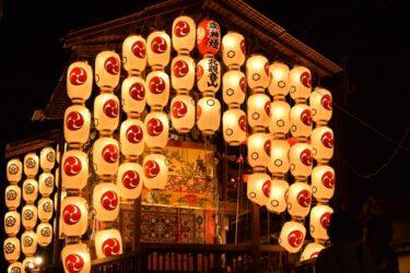 祇園祭 山鉾と粽